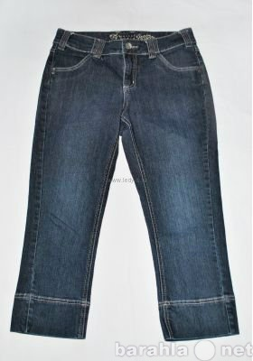 Продам Капри джинсовые секонд хенд