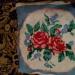 Продам Вышитая подушка 19 век
