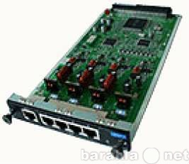 Продам KX-NCP1180X Плата 4 аналоговых внешних л