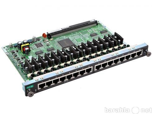 Продам KX-NCP1174XJ Плата 16 аналоговых внутрен