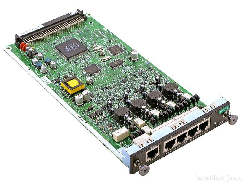 Продам KX-NCP1170XJ Плата 4 гибридных внутренни