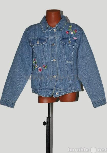 Продам Джинсовые куртки секонд хенд детские