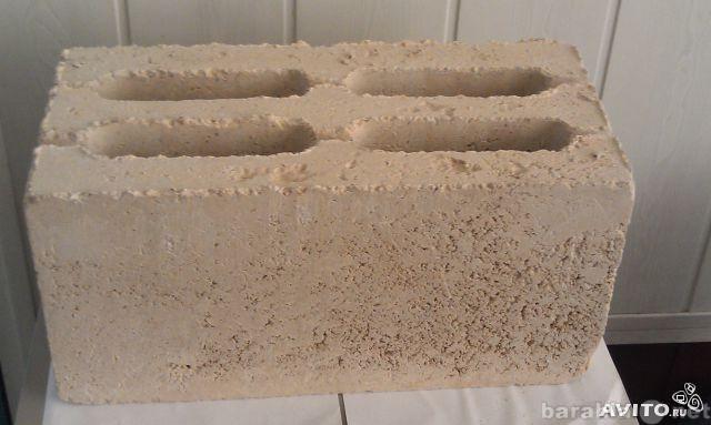 производство шлакоблока из известковой мучки