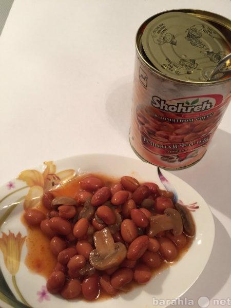 консервированная фасоль при похудении
