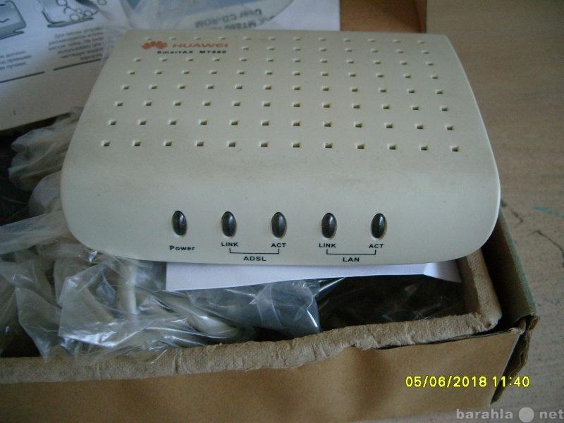 Продам Продам. ADSL-маршрутизатор Smart AX MT88