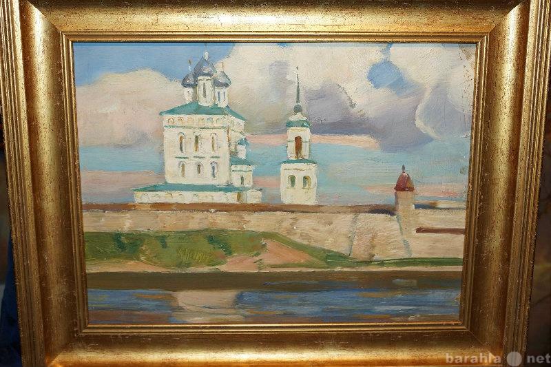 Продам Картина «Древний  Псков», СССР, 1979 год