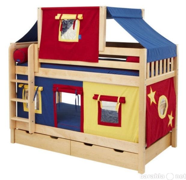 Продам детскую кровать-чердак новую Скворушка-2