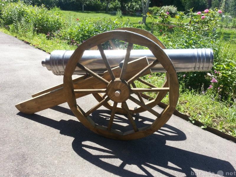 Продам: Старинная пушка для декора