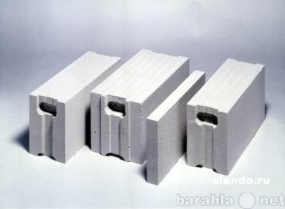 Продам Блоки газосиликатные различных производ