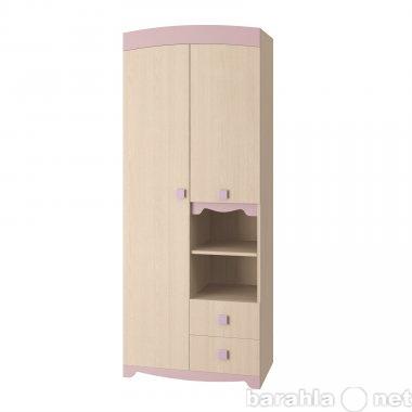 Продам детский шкаф новый Pink модуль 01/140