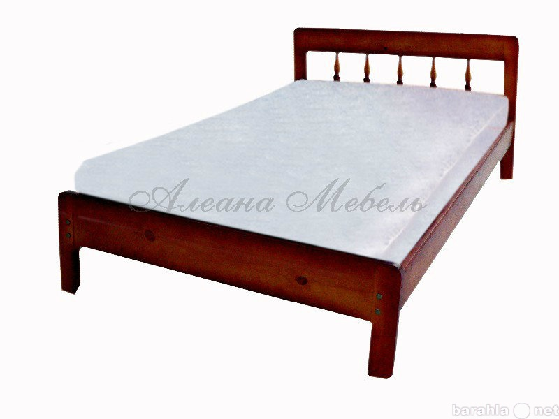 Продам кровать из массива сосны новую Икея