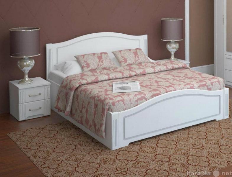 Продам кровать новую Виктория (модуль 5)