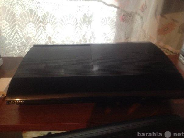 Продам PlayStation 3 Super Slim 500 GB