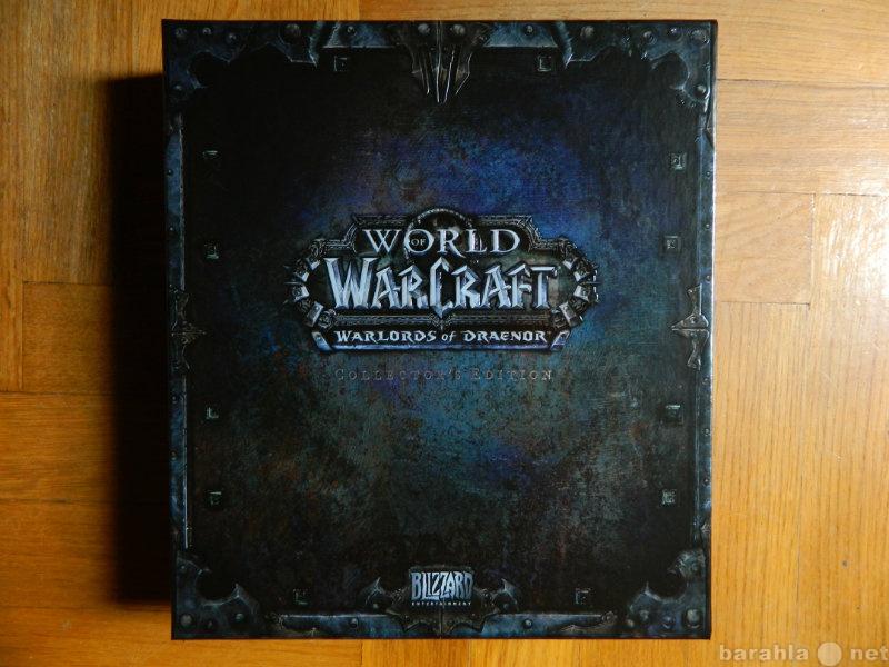 Продам Коллекционное издание World of Warcraft