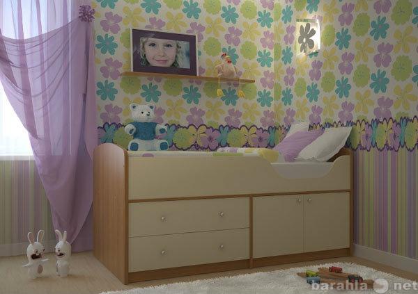 Продам детская кровать новая