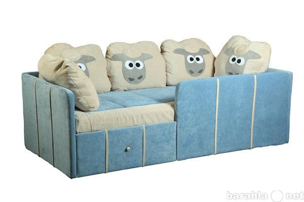 Продам детский диван новый