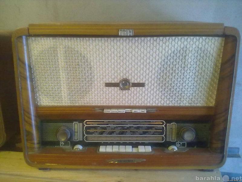 Продам Ламповый радиоприемник Беларусь59