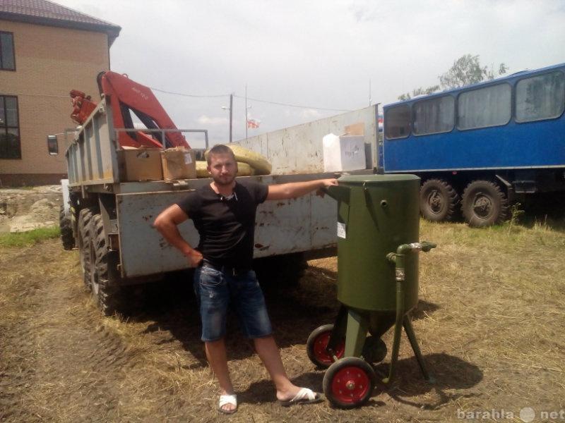 Продам пескоструйный аппарат Zitrek DSMG-250