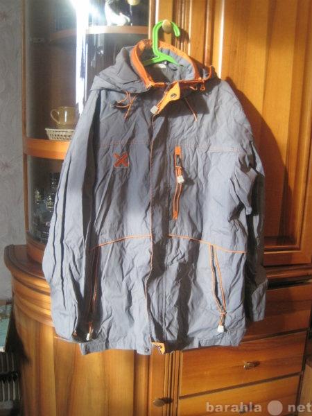 Продам: Куртка лёгкая с капюшоном 170 - 44 - 75