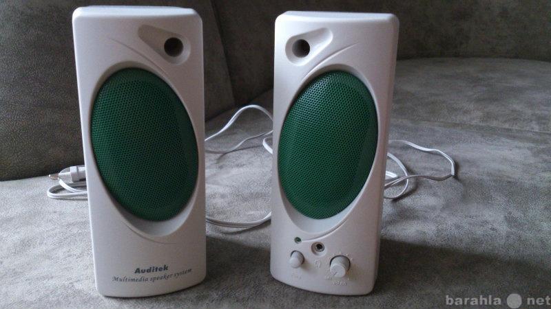 Продам: Multimedia speaker system SP-2800 agia