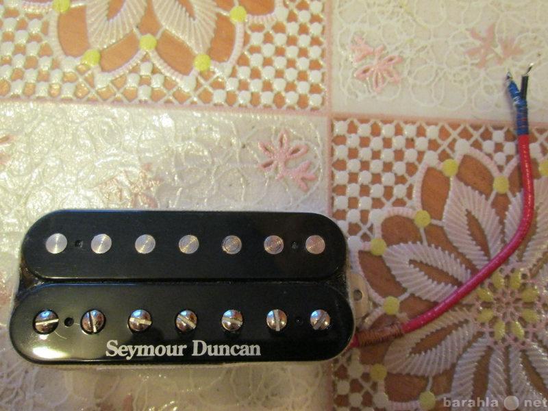 Продам 7-струнные звукосниматели Seymour Duncan