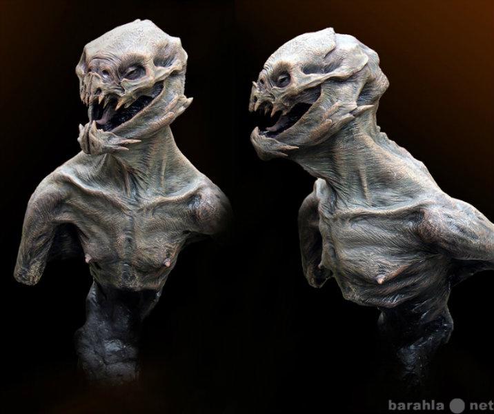 """Продам: Скульптура из металла""""Гарпия&quot"""