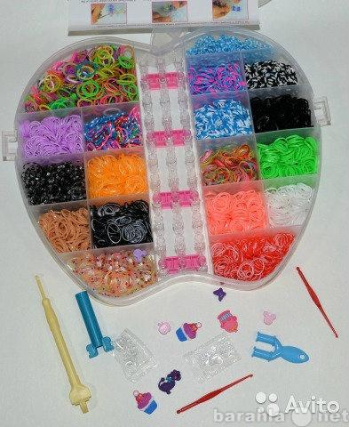 Продам: Набор для плетения из резинок Большой