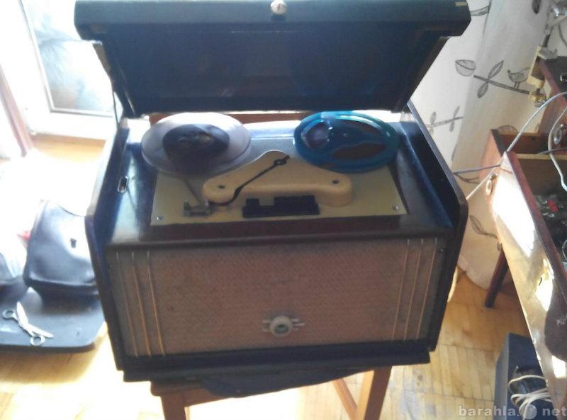 Куплю Старую Радиотехнику радиолу магнитофон