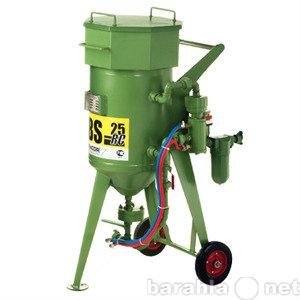 Продам Пескоструйный аппарат CONTRACOR DBS-25RC