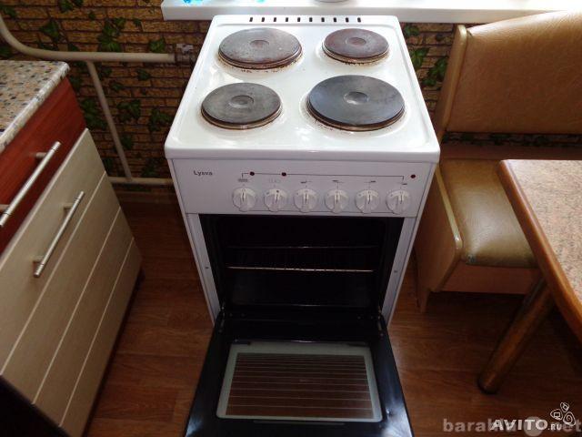 Продам: электрическую плиту