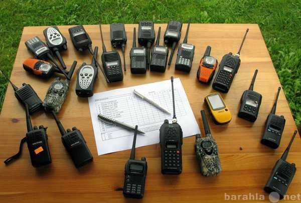 Куплю радиостанцию