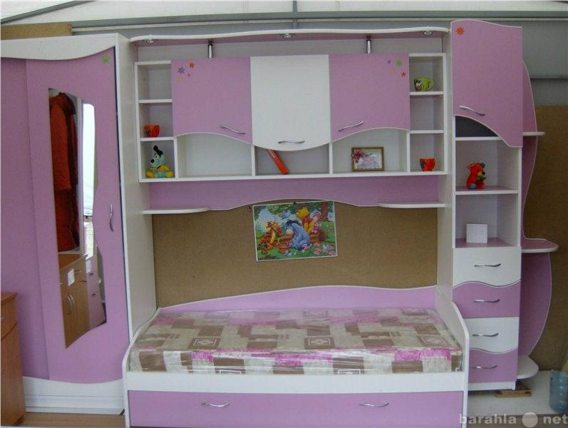 Продам Мебель для малышей и школьников на заказ