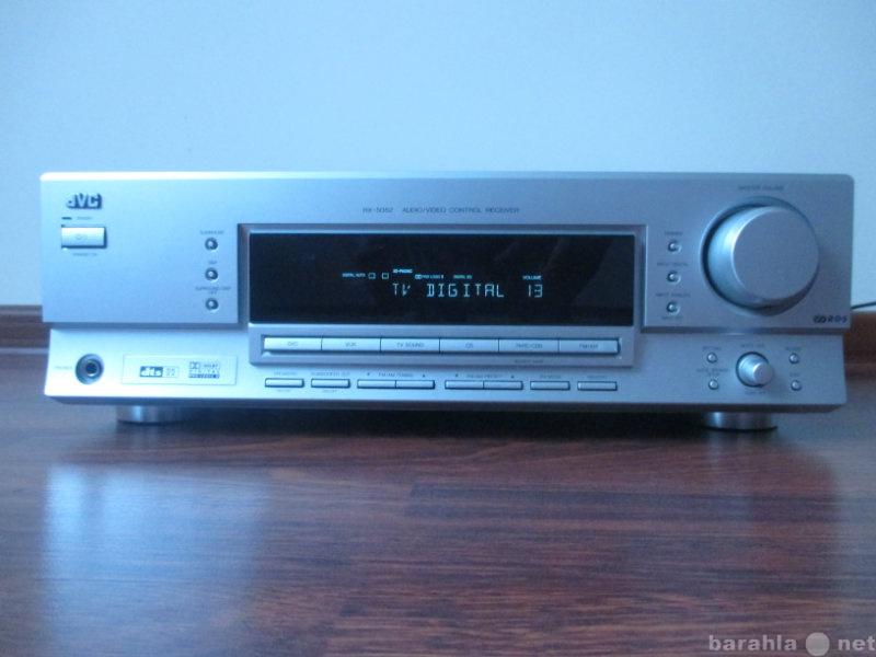 Продам: Ресивер JVSRX-5052S