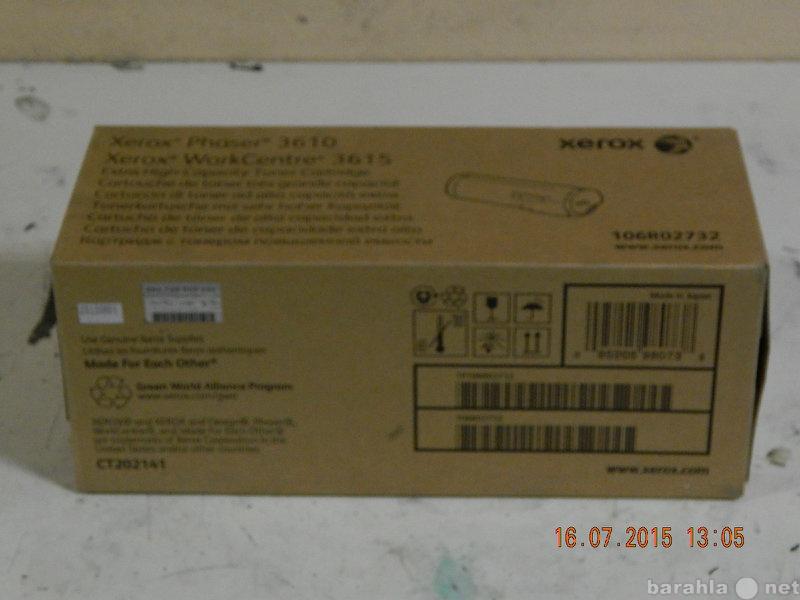 Продам: Тонер-картридж XEROX Phaser 3610/WC 3615
