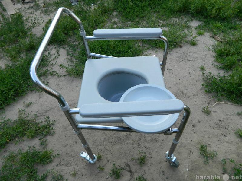 Продам кресло стул с санитарным оснащением