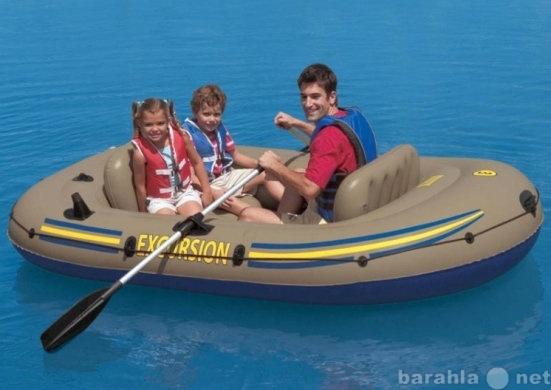 Продам Лодка EXCURSION 3 с набором
