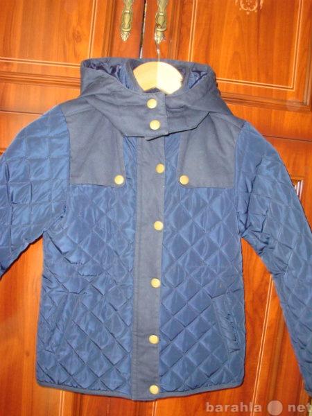 Продам куртка для девочки осенняя