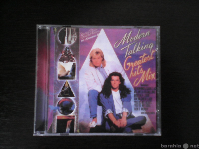 Продам CD Modern Talking 2