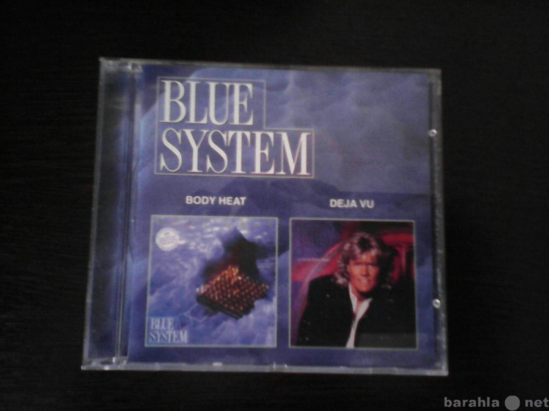 Продам CD Blue System 1
