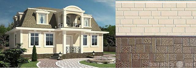 Продам Фасадные теплосберегающие панели Ханьи