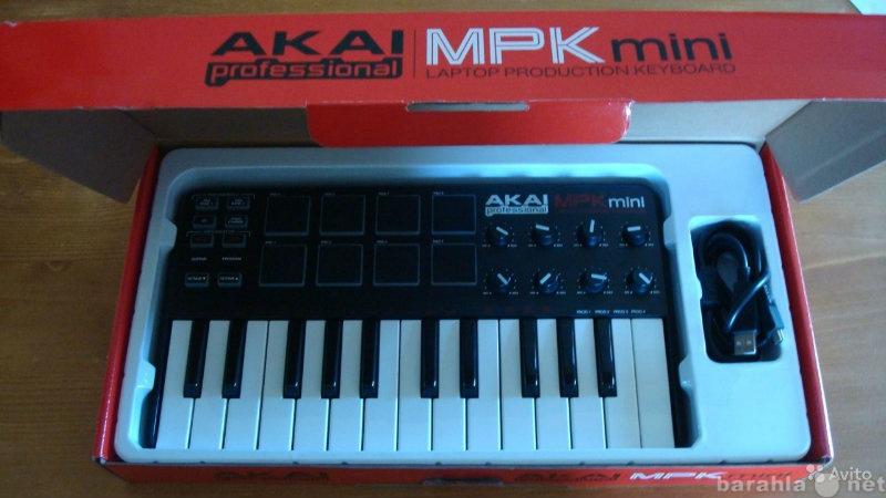 Продам Продам Akai MPC mini