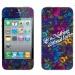 Продам Наклейка Life is nothing на iPhone 4/4s