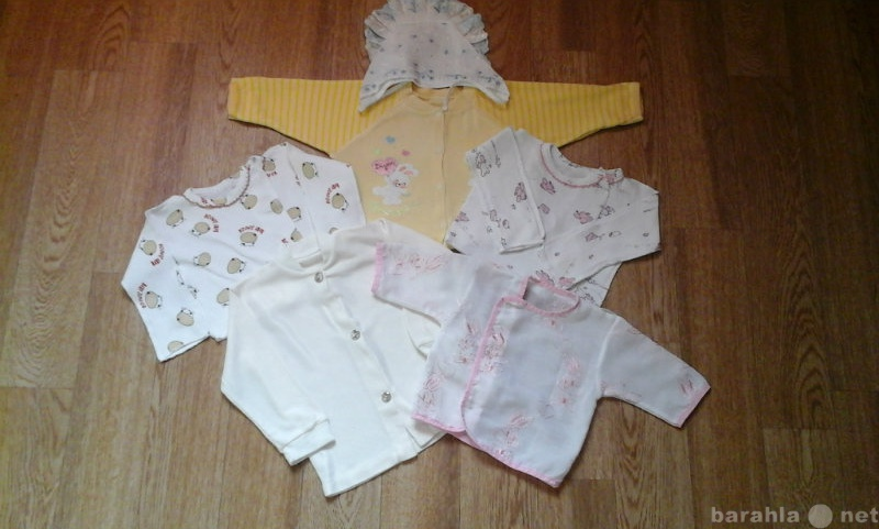Продам детская одежда от 0 до 1 года