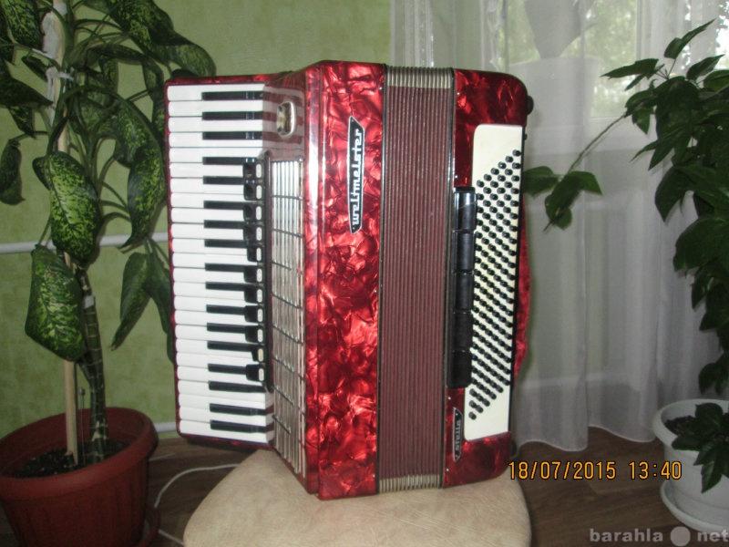 Продам Продам аккордеон