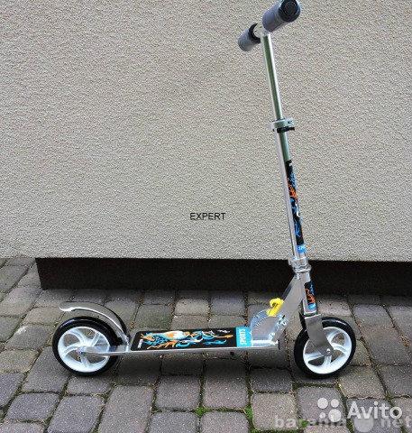 Продам: Самокат новый до 100 кг колеса 19 см