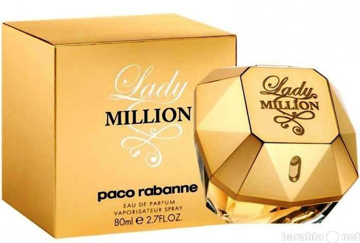 Продам Lady Million Paco Rabbane 80 ml новый