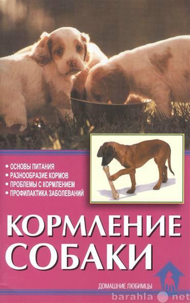 Продам Кормление собаки В. Л. Зорин