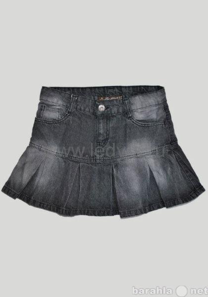 Продам Детские джинсовые юбки секонд хенд