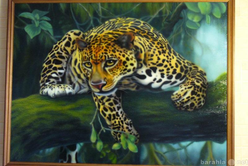 Продам картина гепард
