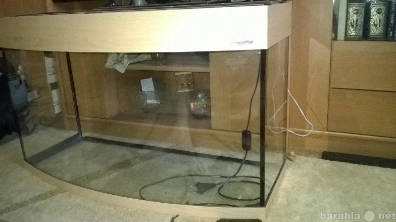 Продам аквариум объёмный 120 литров.